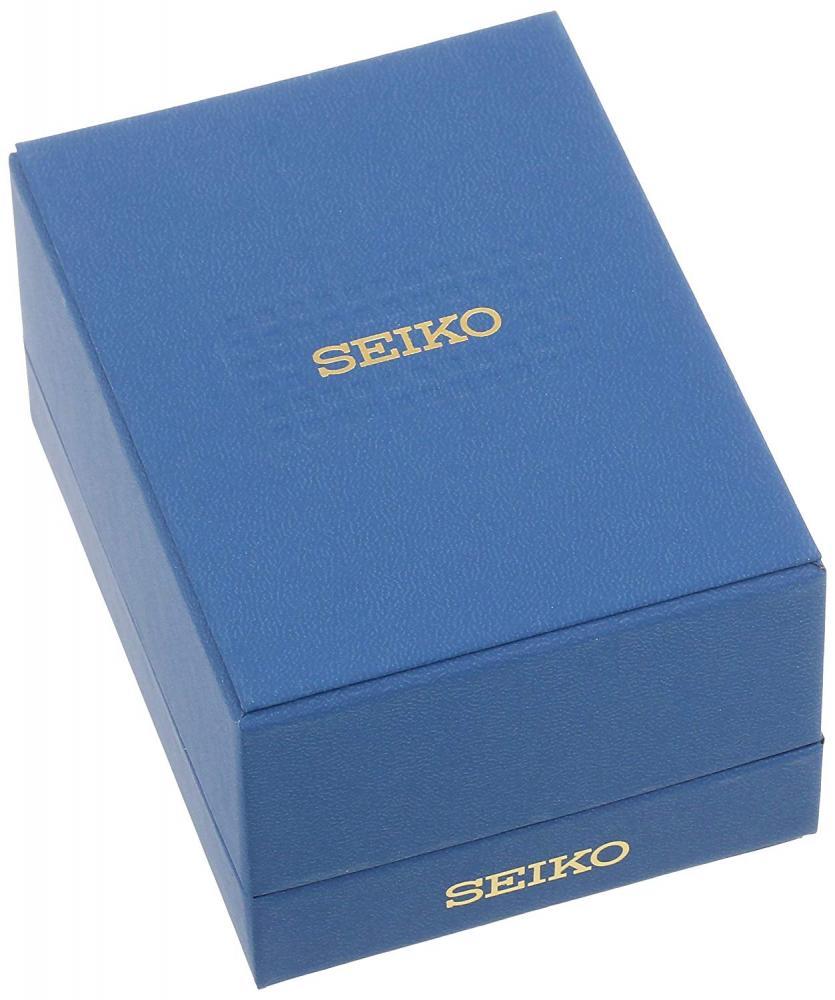セイコー 腕時計 メンズ SUN039 Seiko Men's SUN039 Analog Display Analog Quartz Black Watchセイコー 腕時計 メンズ SUN039