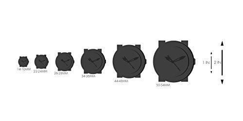 ルシアンピカール 腕時計 メンズ LP-40018C-01 Lucien Piccard Men's 'Triomf' Quartz Stainless Steel and Leather  Watch, Color:Black (Model: LP-40018C-01)ルシアンピカール 腕時計 メンズ LP-40018C-01