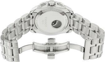 ティソ腕時計メンズT0356271103100TissotMen'sT0356271103100CouturierAnalogDisplaySwissAutomaticSilverWatchティソ腕時計メンズT0356271103100
