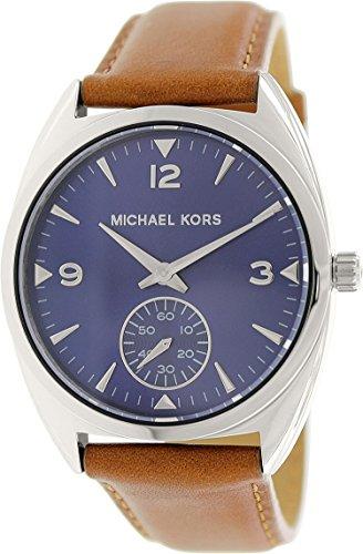 マイケルコース 腕時計 レディース マイケル・コース アメリカ直輸入 MK2372 Michael Kors Callie Blue Dial Tan Leather Ladies Watch MK2372マイケルコース 腕時計 レディース マイケル・コース アメリカ直輸入 MK2372