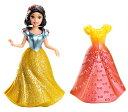 白雪姫 スノーホワイト ディズニープリンセス X9409 Disney Princess, MagiClip Figure, Snow White with 2 Dresses白雪姫 スノーホワイト ディズニープリンセス X9409