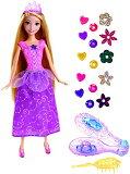 塔の上のラプンツェル タングルド ディズニープリンセス CJH26 Disney Princess Tangled Gem Hair Styler Rapunzel Doll塔の上のラプンツェル タングルド ディズニープリンセス CJH26