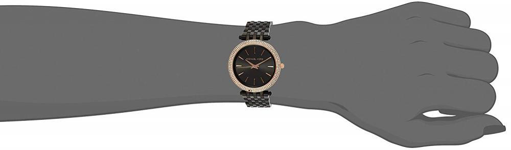 【当店1年保証】マイケルコースMichael Kors Women's Darci Rose Gold-Tone Watch MK3407
