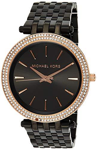【当店1年保証】マイケルコースMichael Kors Women's Darci Rose Gold-Tone Watch MK3407
