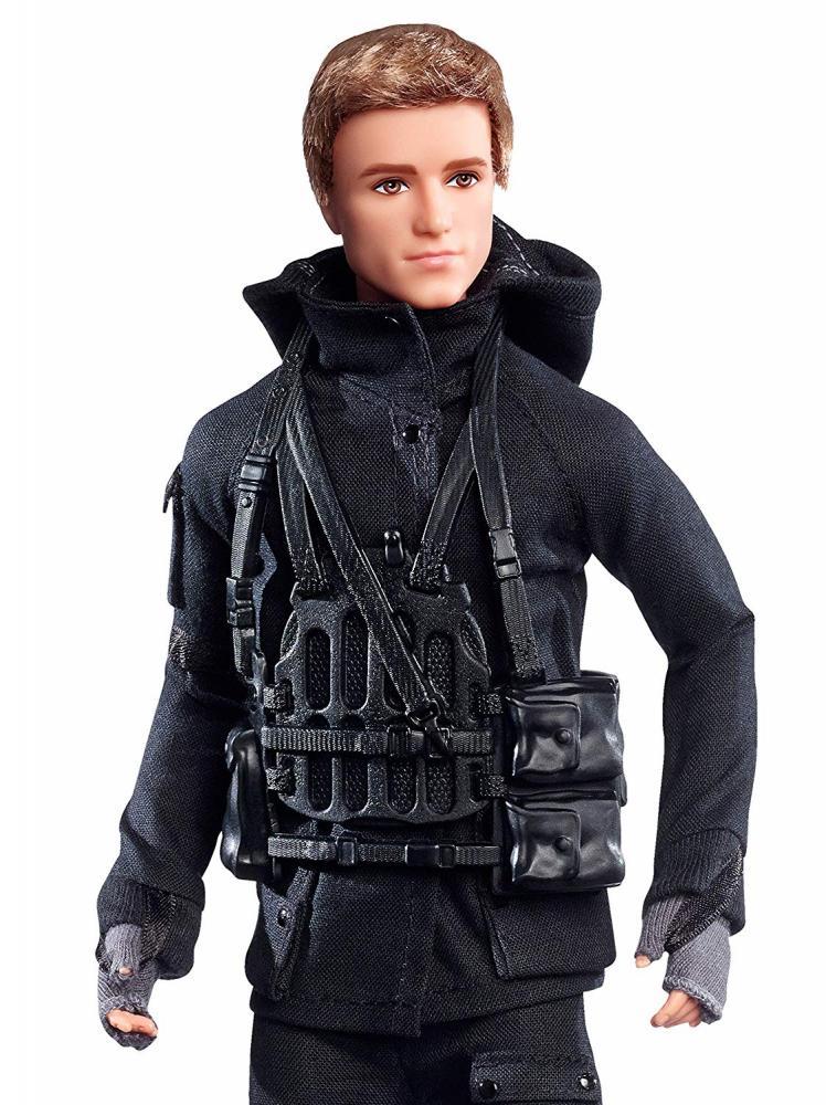 バービー バービー人形 バービーコレクター コレクタブルバービー プラチナレーベル CJF34 Barbie Collector The Hunger Games: Mockingjay Part 2 Peeta Dollバービー バービー人形 バービーコレクター コレクタブルバービー プラチナレーベル CJF34