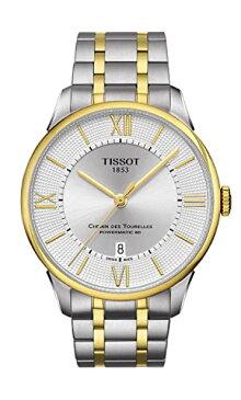 ティソ 腕時計 メンズ T0994072203800 Tissot Men's 'Chemin Des Tourelles' Swiss Automatic Stainless Steel Casual Watch, Color:Two Tone (Model: T0994072203800)ティソ 腕時計 メンズ T0994072203800