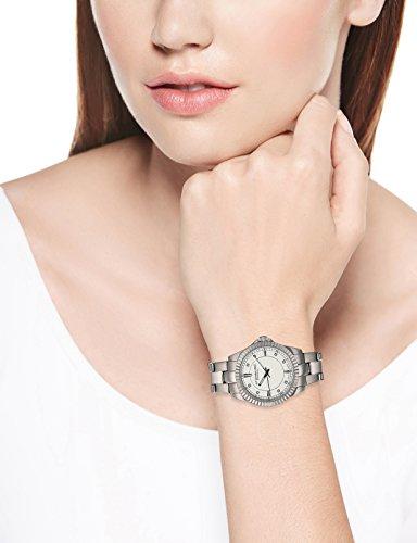 ストゥーリングオリジナル 腕時計 レディース 408LL.01 Stuhrling Original Women's 408LL.01 Symphony Swiss Quartz Swarovski Crystal-Accented Silver Dial Watchストゥーリングオリジナル 腕時計 レディース 408LL.01