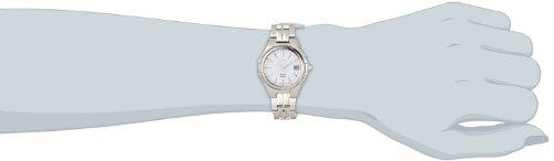 セイコー 腕時計 レディース SUT043 Seiko Women's SUT043 Stainless Steel Analog with White Dial Watchセイコー 腕時計 レディース SUT043
