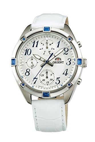 オリエント 腕時計 レディース FUY04006W ORIENT Fashionable Quartz Chronograph Ladies Watch UY04006Wオリエント 腕時計 レディース FUY04006W