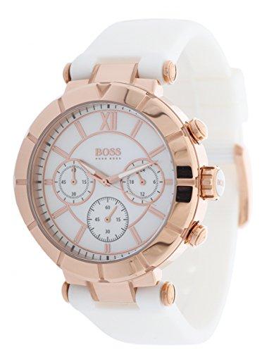 ヒューゴボス 高級腕時計 レディース 1502315 Hugo Boss Women Watch White Chronograph 1502315ヒューゴボス 高級腕時計 レディース 1502315