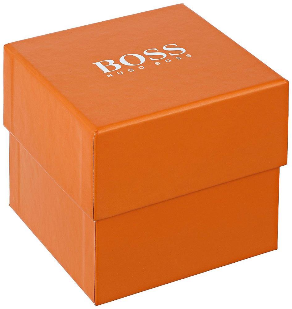 ヒューゴボス 高級腕時計 メンズ 1513343 HUGO BOSS Orange Men's 'NEW YORK' Quartz Resin and Canvas Casual Watch, Color:Black (Model: 1513343)ヒューゴボス 高級腕時計 メンズ 1513343