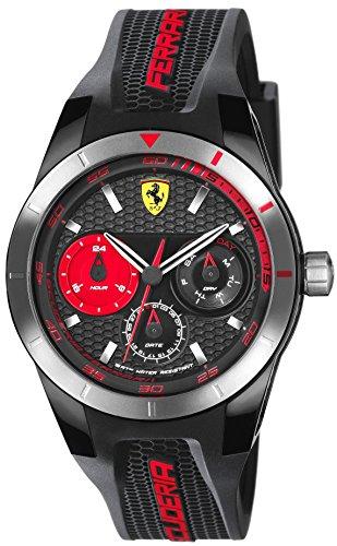 フェラーリ 腕時計 メンズ 0830254 Ferrari Scuderia Redrev Mens Watch 0830254フェラーリ 腕時計 メンズ 0830254