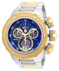 インヴィクタインビクタリザーブ腕時計メンズ21605InvictaMen's'Reserve'QuartzSilverandGoldandStainlessSteelCasualWatch,Color:TwoTone(Model:21605)インヴィクタインビクタリザーブ腕時計メンズ21605