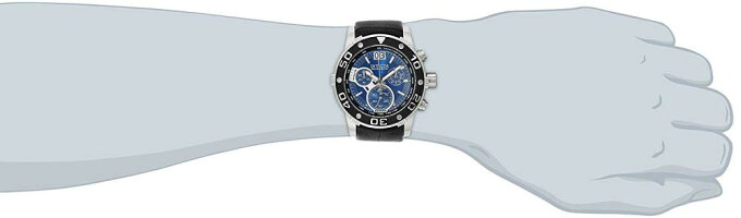 インヴィクタインビクタリザーブ腕時計メンズ17374InvictaMen's17374ReserveAnalogDisplaySwissQuartzBlackWatchインヴィクタインビクタリザーブ腕時計メンズ17374