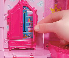 バービーバービー人形日本未発売プレイセットアクセサリX4315BarbieThePrincessandThePopstarMusicalLightUpCastlePlaysetバービーバービー人形日本未発売プレイセットアクセサリX4315