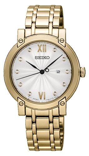 セイコー 腕時計 レディース Damen Seiko Womens Analogue Quartz Watch with Stainless Steel Strap SXDG80P1セイコー 腕時計 レディース Damen