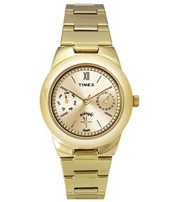 タイメックス 腕時計 メンズ TW000J105 Timex Fashion Gold Dial Color Men Watches-TW000J105タイメックス 腕時計 メンズ TW000J105