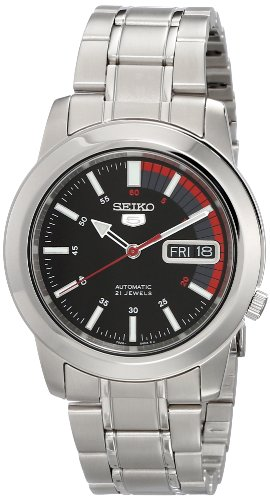 腕時計, メンズ腕時計  SNKK31 Seiko Mens SNKK31 Automatic Stainless Steel Watch SNKK31