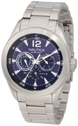 ノーティカ 腕時計 メンズ N17601G Nautica Men's N17601G Classic Coin/NCS 650 Watchノーティカ 腕時計 メンズ N17601G