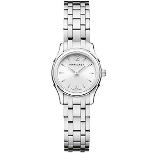 Hamilton Watch Ladies H32261115 [Livraison gratuite] Hamilton Women H32261115 Jazzmaster White Dial Watch Hamilton Watch Ladies H32261115