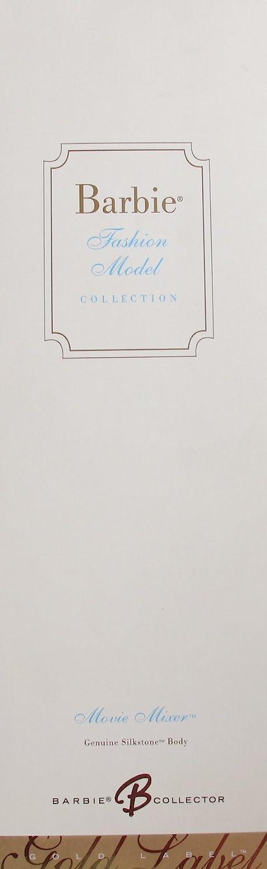 バービー バービー人形 コレクション ファッションモデル ハリウッドムービースター BARBIE MOVIE MIXER DOLL Silkstone GOLD LABEL Fashion Model Collection (2007)バービー バービー人形 コレクション ファッションモデル ハリウッドムービースター