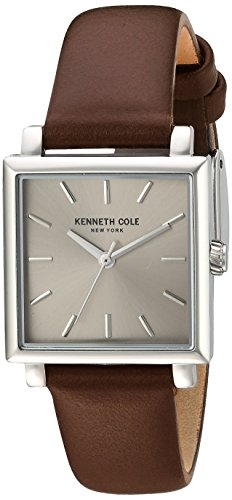 【当店1年保証】ケネスコール・ニューヨークKenneth Cole New York Women's 'Classic' Quartz Stainless Steel and