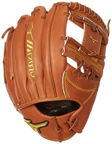 野球・ソフトボール, グローブ・ミット  312382.RG8A.16.1275 Mizuno Pro Limited Edition Baseball Glove, Chestnut, 12.75, Worn on left hand 312382.RG8A.16.1275