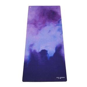 ヨガマット フィットネス 712038224500 The Combo Yoga Mat. Luxurious, Non-Slip, Mat/Towel Designed to Grip Better w/Sweat! Machine Washable, Eco-Friendly. Ideal for Hot Yoga, Bikram, Ashtanga, or Sweaty Practice (Drヨガマット フィットネス 712038224500