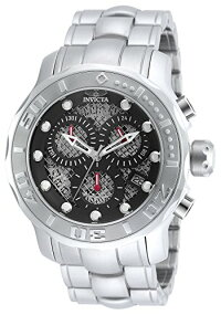 【当店1年保証】インヴィクタInvictaMen's'ProDiver'QuartzStainlessSteelCasualWatch,Color:Silver-Toned(Model