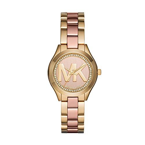 マイケルコース 腕時計 レディース マイケル・コース アメリカ直輸入 MK3650 Michael Kors Women's Mini Slim Runway Gold-Tone Watch MK3650マイケルコース 腕時計 レディース マイケル・コース アメリカ直輸入 MK3650