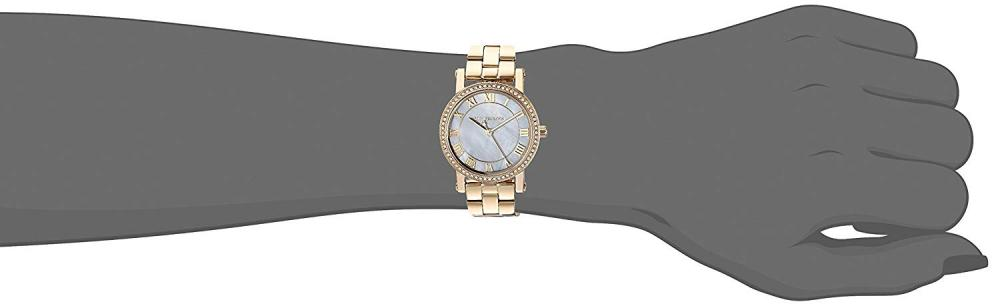 【当店1年保証】マイケルコースMichael Kors Women's Quartz Stainless Steel Casual Watch, Color:Gold-Toned (Model: MK