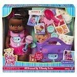 ベビーアライブ 赤ちゃん おままごと ベビー人形 A5452 Baby Alive All Dressed Up N' Ready To Go Doll - African Americanベビーアライブ 赤ちゃん おままごと ベビー人形 A5452