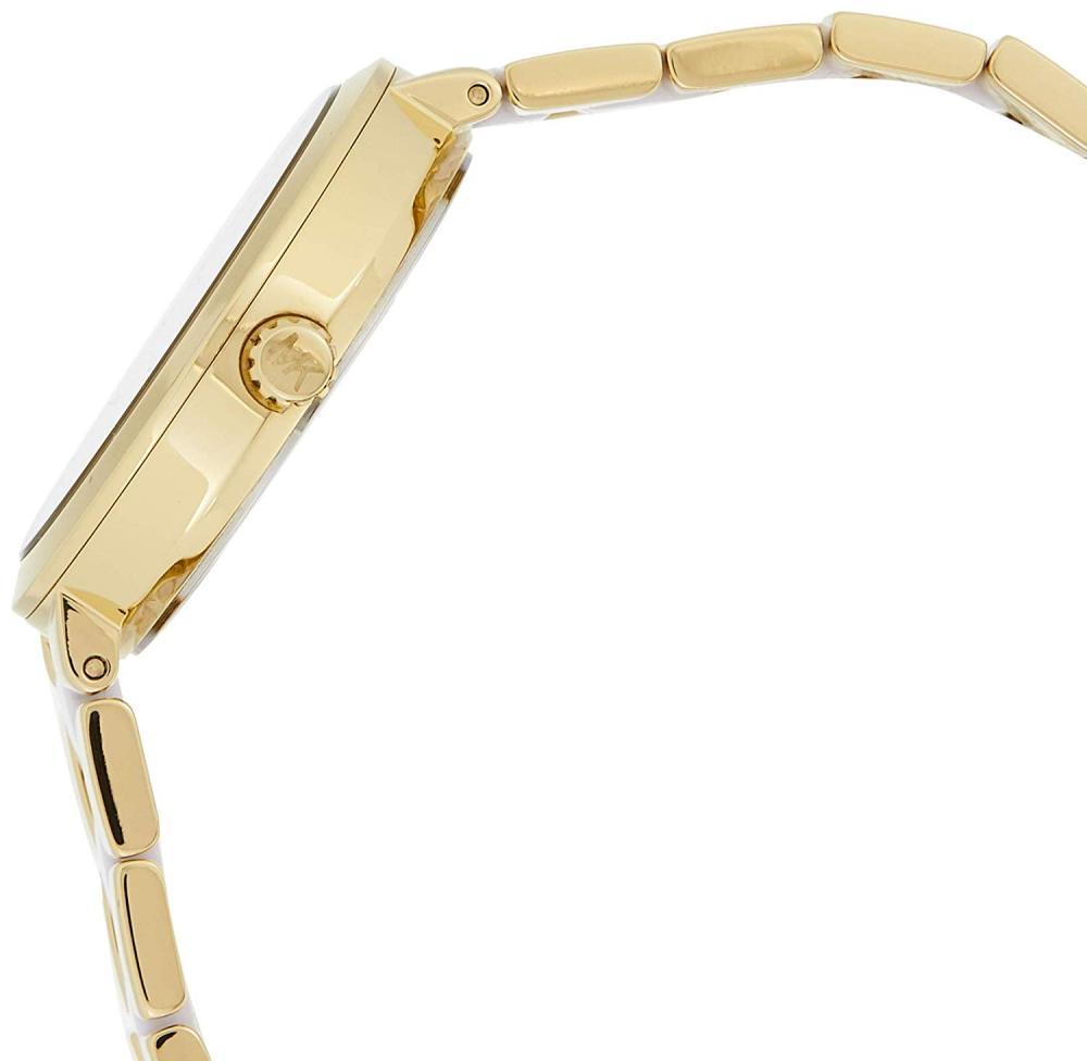 【当店1年保証】マイケルコースMichael Kors Women's Garner Gold-Tone Watch MK6472