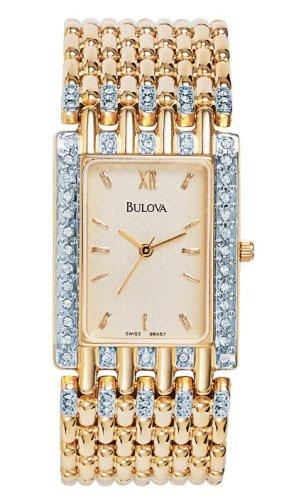 ブローバ 腕時計 メンズ 98A57 Bulova Crystal Men's Watch 98A57ブローバ 腕時計 メンズ 98A57