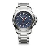 ビクトリノックス スイス 腕時計 メンズ 241724.1 Victorinox Swiss Army I.N.O.X. Stainless Steel Watch, 43mm, Blueビクトリノックス スイス 腕時計 メンズ 241724.1