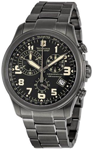 ビクトリノックス スイス 腕時計 メンズ 241289 Victorinox Swiss Army Men's 241289 Infantry Vintage Black Dial Watchビクトリノックス スイス 腕時計 メンズ 241289