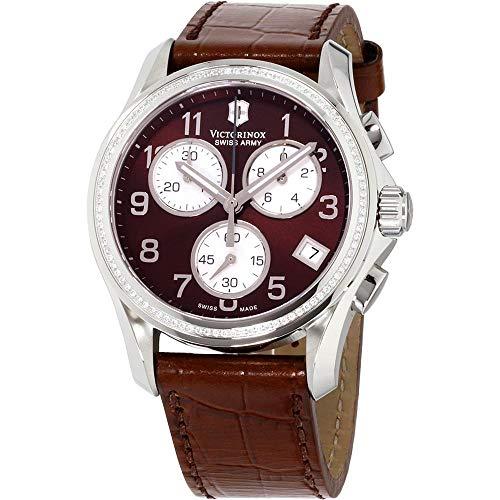 ビクトリノックス スイス 腕時計 レディース,ウィメンズ 241420 Victorinox Swiss Army Chrono Classic Women's Quartz Watch 241420ビクトリノックス スイス 腕時計 レディース,ウィメンズ 241420