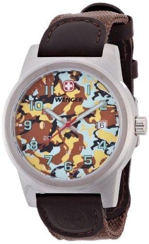 ウェンガー スイス アーミーナイフ メンズ 腕時計 010441109 Mens Watches Wenger Field Classic Color 01.0441.109ウェンガー スイス アーミーナイフ メンズ 腕時計 010441109