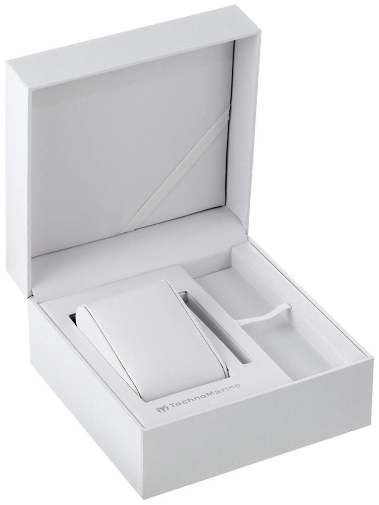 テクノマリーン 腕時計 レディース 114032 TechnoMarine Unisex 114032 Cruise One Analog Display Swiss Quartz White Watchテクノマリーン 腕時計 レディース 114032