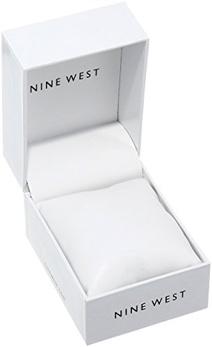 ナインウェスト 腕時計 レディース NW/1923SVTT Nine West Women's NW/1923SVTT Two-Tone Mesh Bracelet Watchナインウェスト 腕時計 レディース NW/1923SVTT