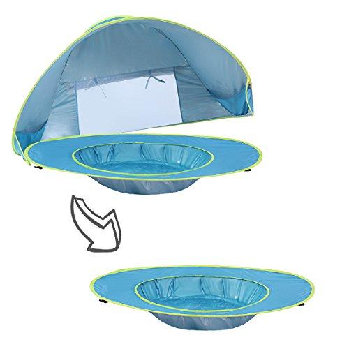プール ビニールプール ファミリープール オーバルプール 家庭用プール Monobeach Baby Beach Tent Pop Up Portable Shade Pool UV Protection Sun Shelter for Infantプール ビニールプール ファミリープール オーバルプール 家庭用プール