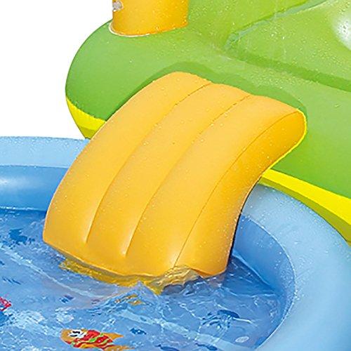 プール ビニールプール ファミリープール オーバルプール 家庭用プール Summer Waves Inflatable Sand Castle Play Center with Sprayer Kiddie Pool & Slideプール ビニールプール ファミリープール オーバルプール 家庭用プール