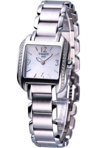 ティソ 腕時計 レディース 22829 Tissot Women's T02138582 T-Wave Mother of Pearl Watchティソ 腕時計 レディース 22829