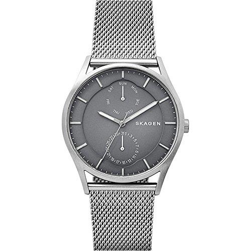 スカーゲン 腕時計 メンズ SKW6383 Skagen Men's 'Holst' Quartz Stainless Steel Casual Watch Color:Silver-Toned (Model: SKW6383)スカーゲン 腕時計 メンズ SKW6383