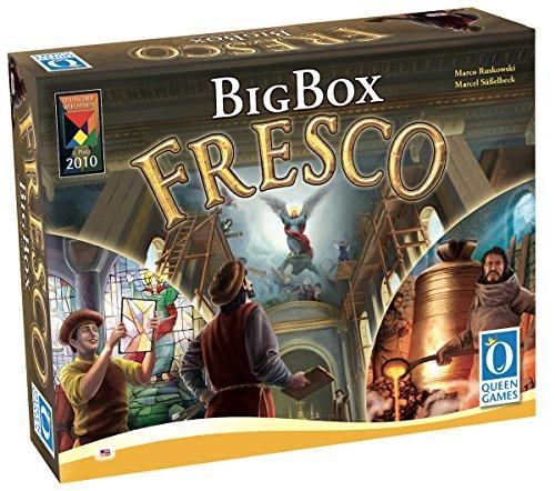 ボードゲーム 英語 アメリカ 海外ゲーム 61131QNG Fresco Big Box Board Gameボードゲーム 英語 アメリカ 海外ゲーム 61131QNG