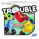 【即納】【送料無料】海外ボードゲーム Trouble Game トラブルゲーム A5064 2-4人用 Hasbro製