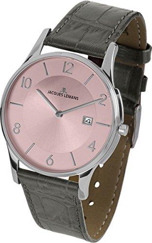 ジャックルマン オーストリア 腕時計 メンズ ケビンコスナー愛用 London Jacques Lemans Classic London 1-1777S Men's Watchジャックルマン オーストリア 腕時計 メンズ ケビンコスナー愛用 London