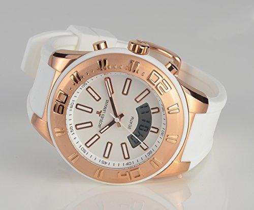 ジャックルマン オーストリア 腕時計 メンズ ケビンコスナー愛用 1-1786H Jacques Lemans Milano Mens Chronograph Design Highlightジャックルマン オーストリア 腕時計 メンズ ケビンコスナー愛用 1-1786H