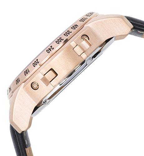 ブルゲルマイスター ドイツ高級腕時計 メンズ BM231-332 Burgmeister Men's Stainless Steel Automatic-self-Wind Watch with Leather Strap, Black, 22 (Model: BM231-332ブルゲルマイスター ドイツ高級腕時計 メンズ BM231-332