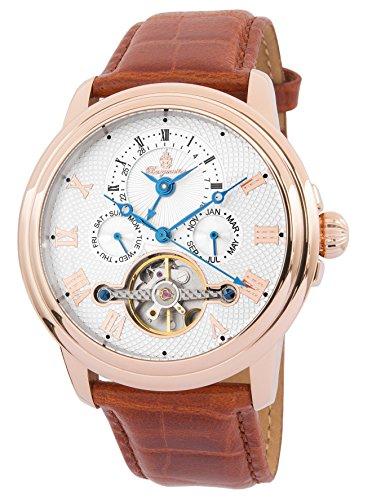 ブルゲルマイスター ドイツ高級腕時計 メンズ BM128-385 Burgmeister Men's BM128-385 Analog Display Quartz Brown Watchブルゲルマイスター ドイツ高級腕時計 メンズ BM128-385